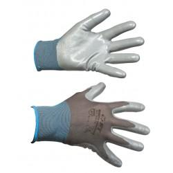 Guanto perform grigio impermeabile tg.8