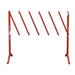 Barriera estensibile 300x100x50 cm