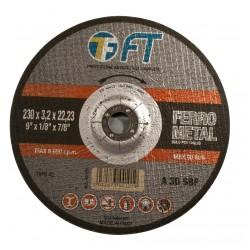 Mole per taglio ferro 115x3,2x22 mm