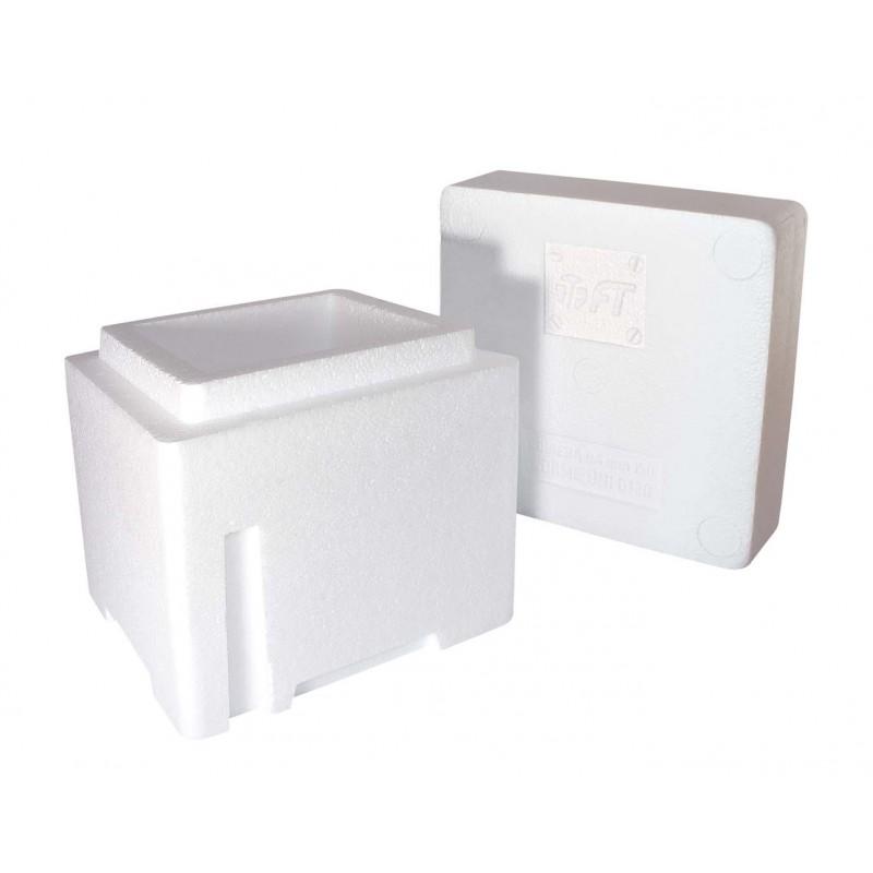 coffrages polystyr ne jetables pour les chantillons de. Black Bedroom Furniture Sets. Home Design Ideas