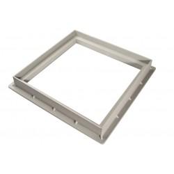 Telaio per coperchio e griglia 19,5x19,5 cm
