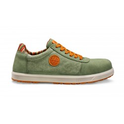 Scarpa antinfortunistica DIKE Breeze s1p VERDE