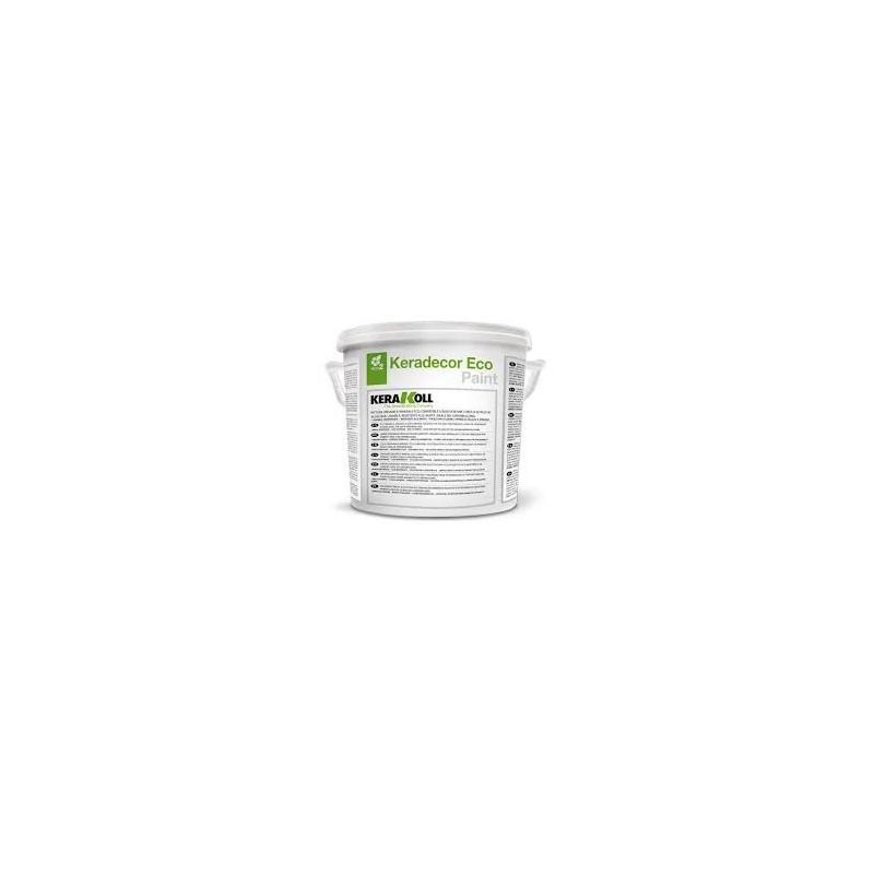 Keradecor eco paint bianco 14l kerakoll for Eco paint