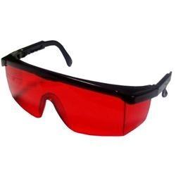 Occhiale protettivo Rosso