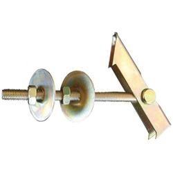 Ancorina a bascula in acciaio con barra filettata, dadi e rondella 16x95 50 pezzi