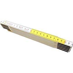 Doppio metro in legno Lunghezza 2 mt. Larghezza 18 cm