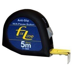Flessometro gommato antiscivolo superprofessionale Lunghezza 5 mt. Larghezza 25 cm