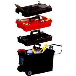 Cassetta contractor con ruote 62x42x37 cm 1pezzi