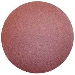 Disco abrasivo velcrato Ø225mm per levigatrici, Grana 100