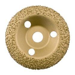 Disco abrasivo universale al carburo di tungsteno grana media