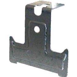 Gancio piegato per profilo 27/60 H5cm 100 pezzi