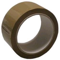 Nastro adesivo da imballo PPL Colore Avana Altezza 5 cm Lungh. 66 mt. 6 pezzi