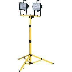 Lampada alogena telescopica 2x500W