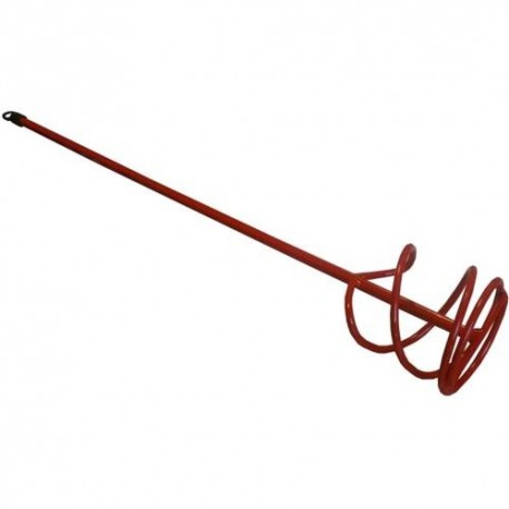Mescolatore a doppia spirale attacco esagonale Dim Ø 120mm Lungh. 61cm