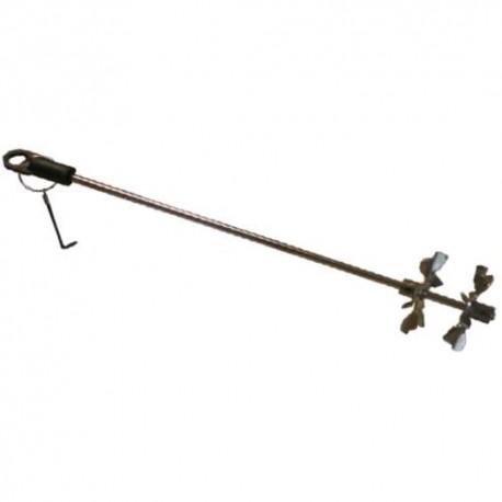 Mescolatore doppia elica Dim Ø 60mm Lungh. 35cm
