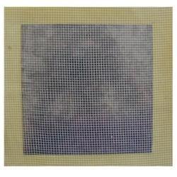 Patch in metallo e rete autoadesiva 15x15