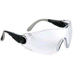 Occhiale di protezione monolente ergonomico