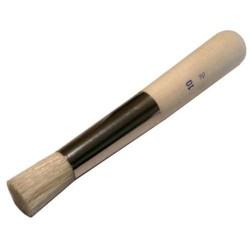 Rullo nylon rasato professionale, Dim. 15mm, Ø 10mm,