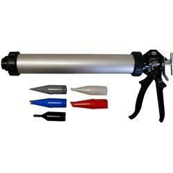 Pistola a tubo Professionale per materiale sciolto e sacchetti di sigillante acrilico 600 ml originale COX