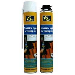 Schiuma poliuretanica per fissaggio tegole, 750 ml.,