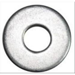 Rondella per tassello in acciaio con golfare Øesternomm48 Øforointerno18,6
