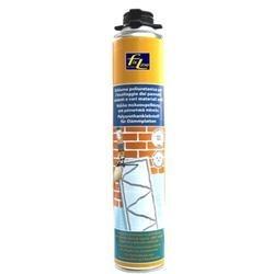 Adesivo poliuretanico per pannelli isolanti certificato ETAG004 800 ml 6 pezzi