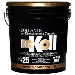 Collante in pasta Re-Koll per rivestimento a cappotto 25Kg