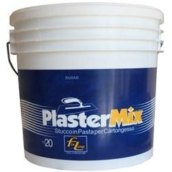 Stucco pronto in pasta bianco universale PLASTERMIX 5 kg