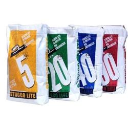 Stucco in polvere Americano Lite 8,17 Kg. Lavorabilità 5min