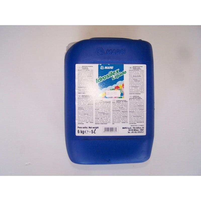 Idrosilex liquid kg  mapei 6